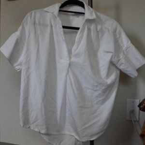 White Madewell Blouse